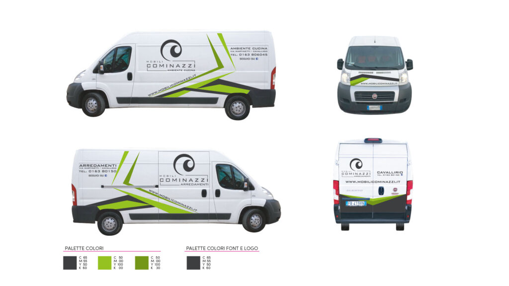 Mobili Cominazzi furgone