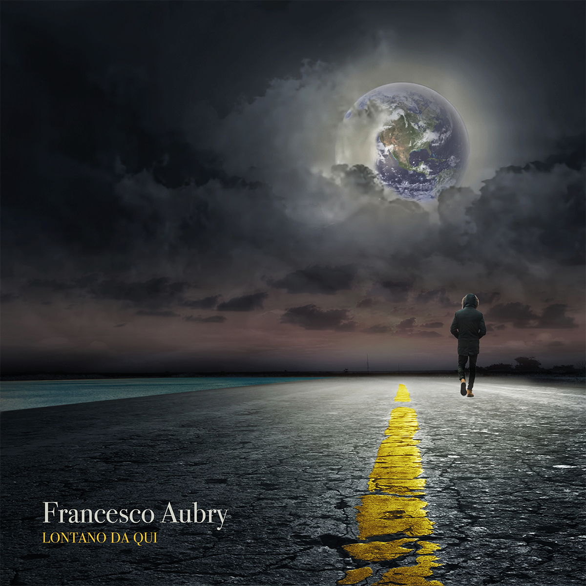 Francesco Aubry copertina singolo