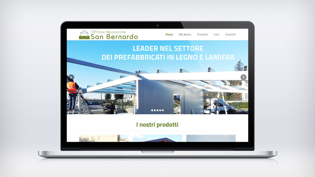 officine san bernardo sito web