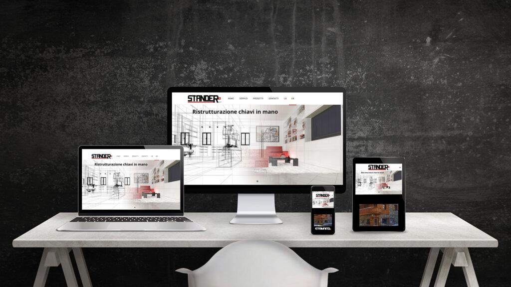 stander sarl sito web